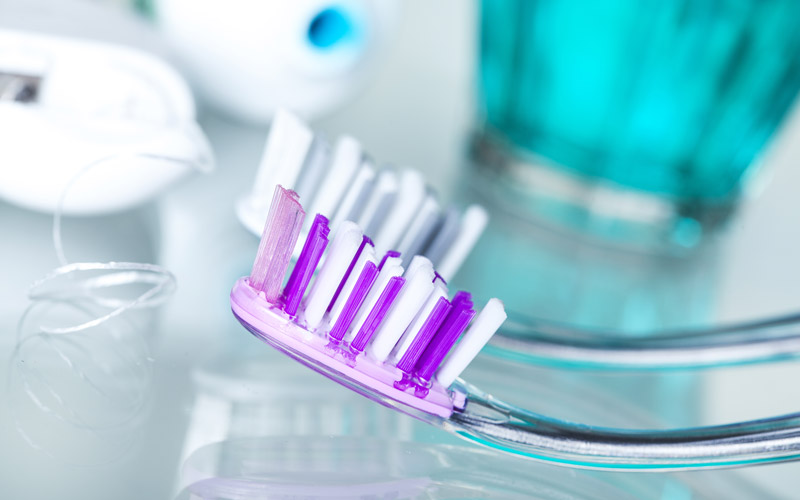 Kitsilano Dentist - Family Dental Services - Tooth brushes and floss