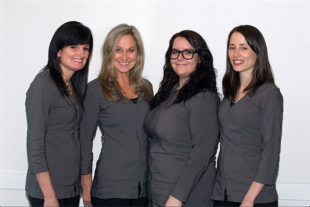 Vancouver Dental Team - Hygienists at Alma Dental Centre.